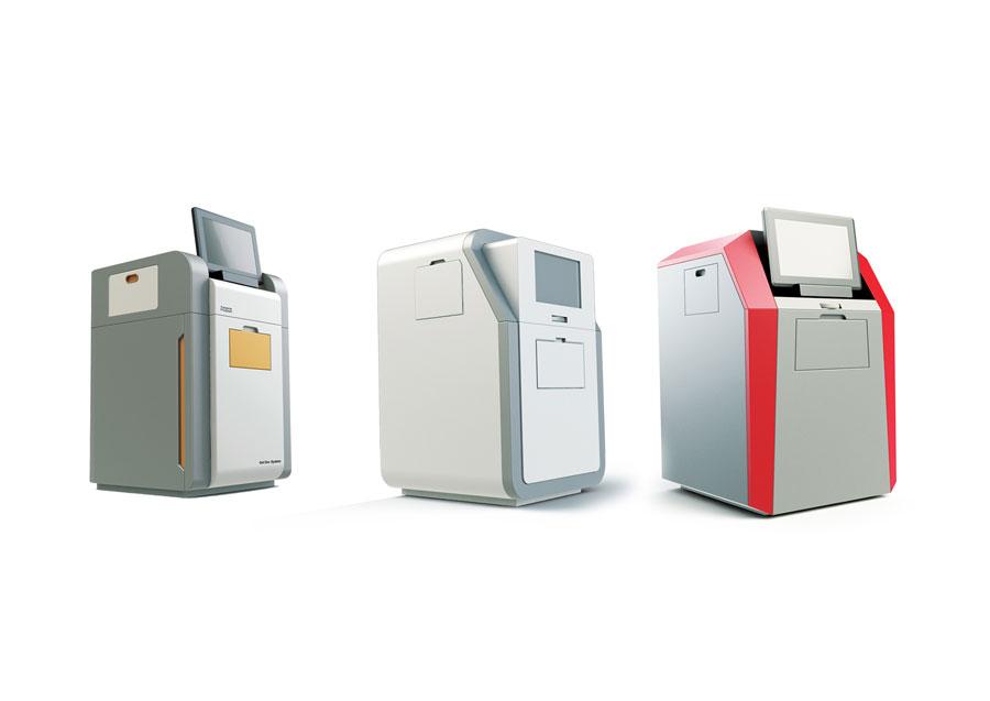 طراحی تجهیزات پزشکی طراحی دستگاه ژل داک