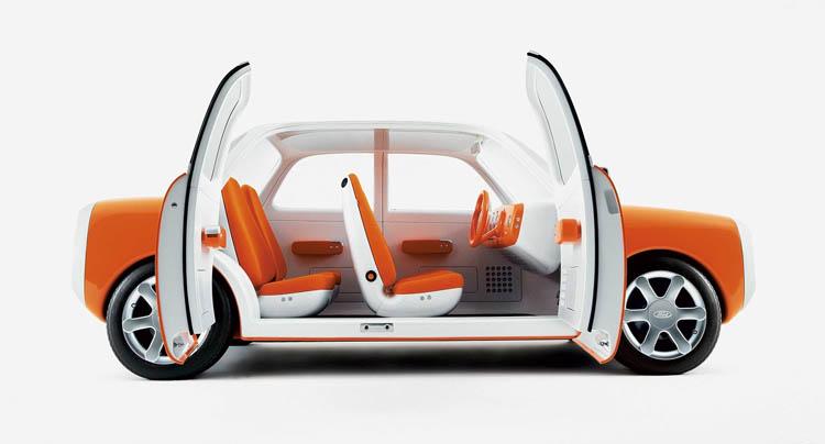خودروی مفهومی مارک نیوسون نگرشی متفاوت به طراحی خودرو