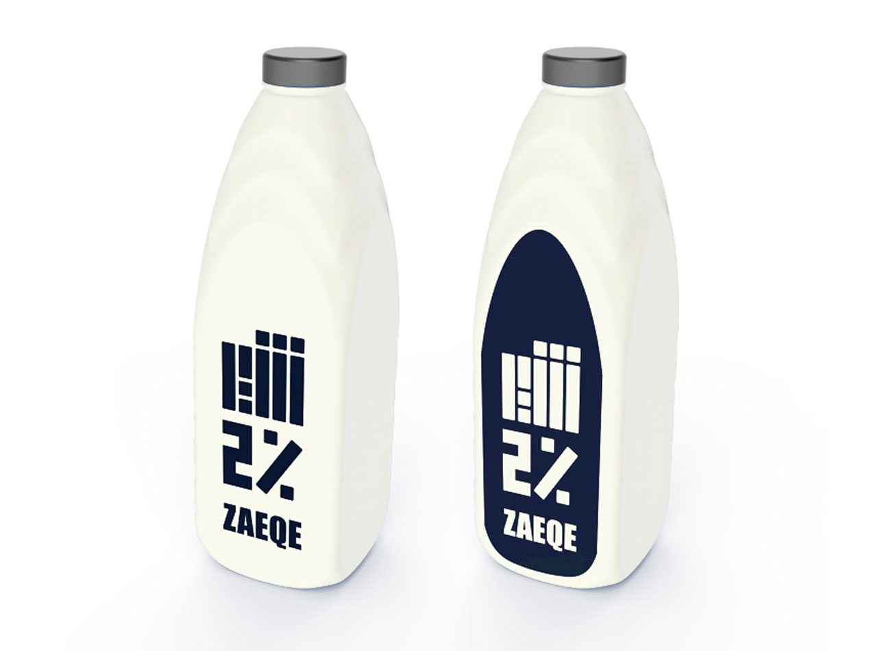 طراحی بسته بندی شیر طراحی لیبل شیر