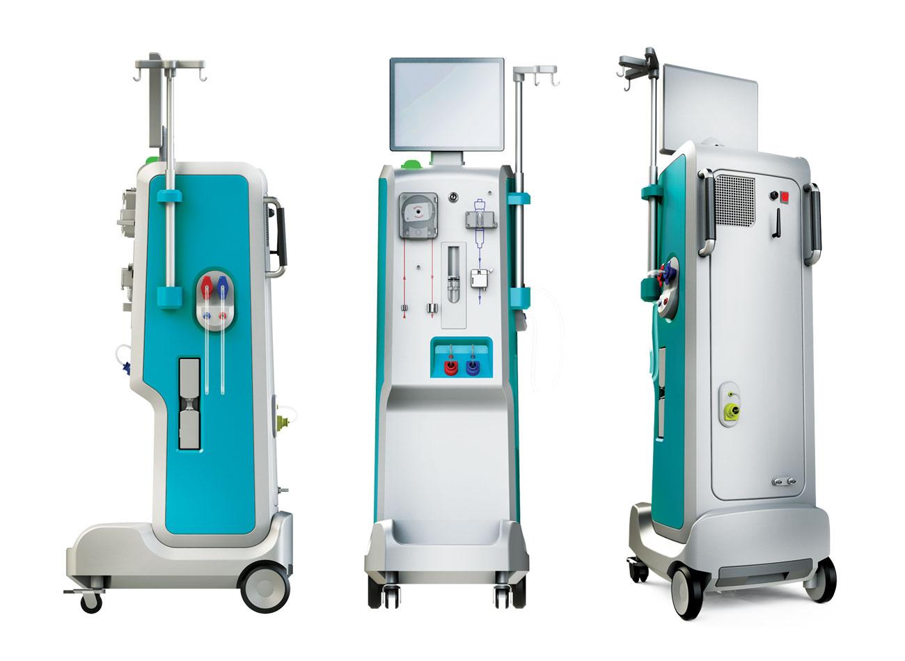 طراحی تجهیزات پزشکی طراحی صنعتی طراحی محصول طراحی محصول پزشکی دستگاه دیالیز