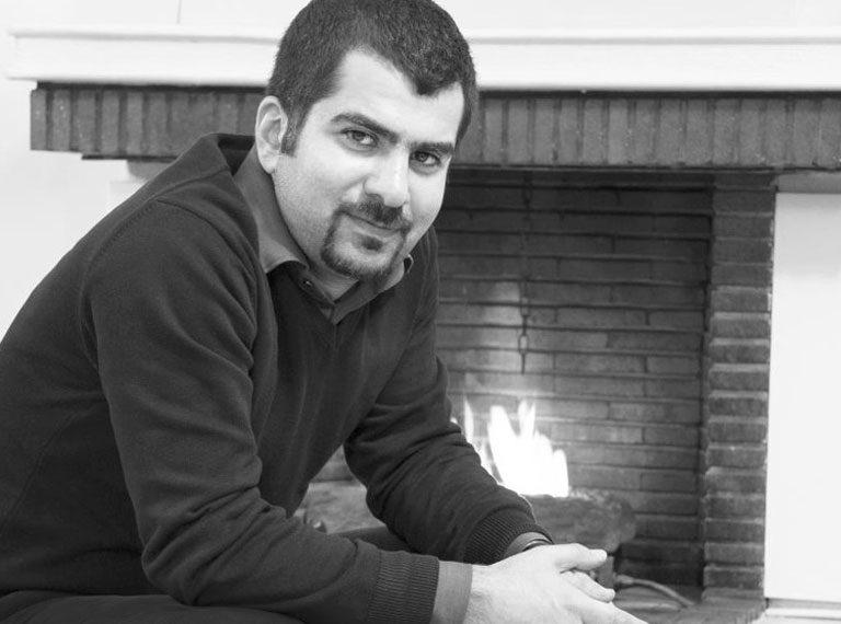 سینا گویلی مدیر استودیو طراحی ایکاس