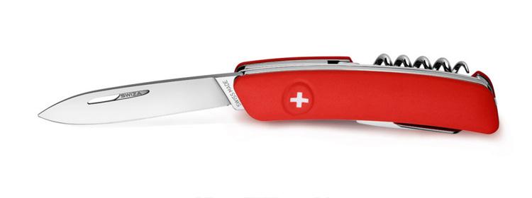 چاقوی همه کاره سوئدی کیفیت و کارآمدی ساخت سوئیس ساخت محصول کا