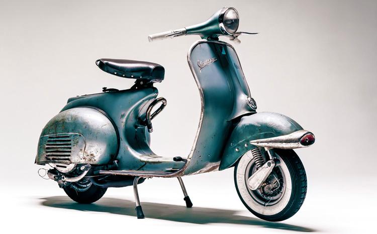 وسپا طراحی محصولی نمادی از ایتالیا