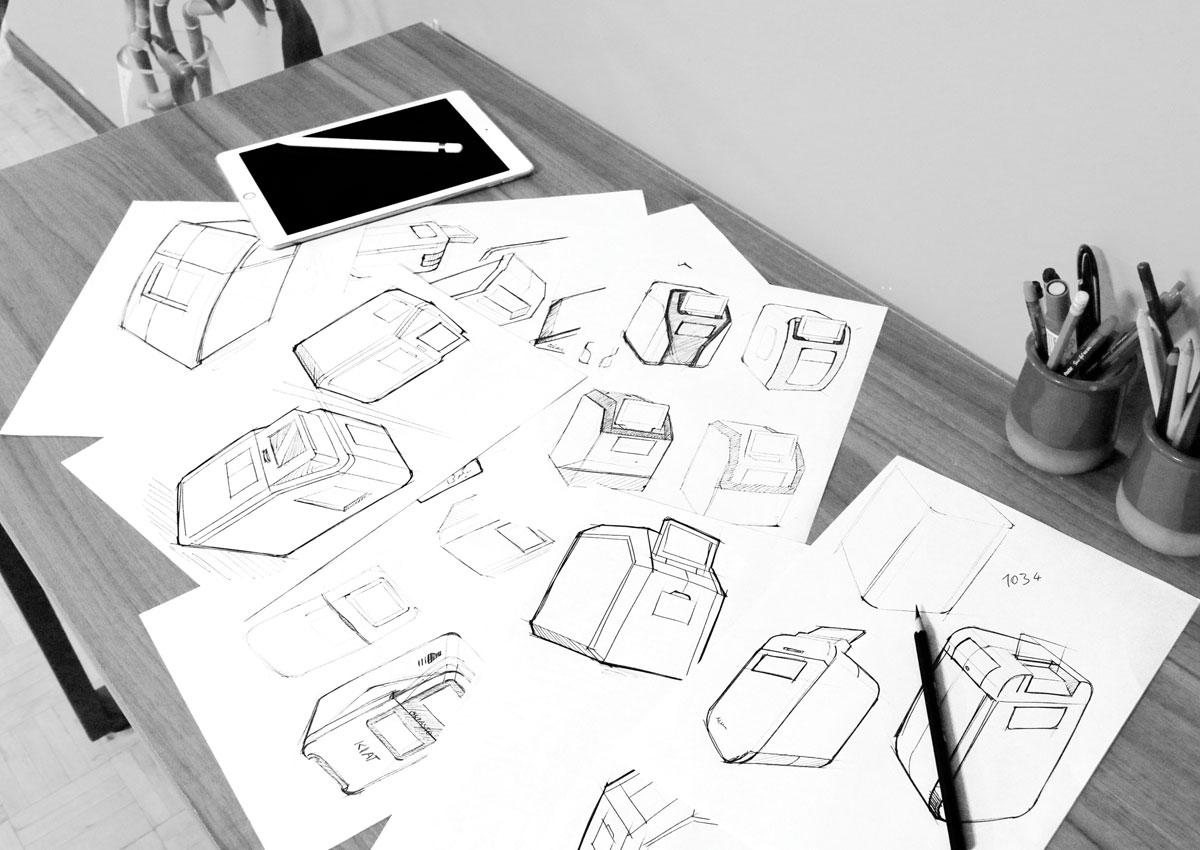 اسکچینگ-طراحی-دستی-طراحی-صنعتی