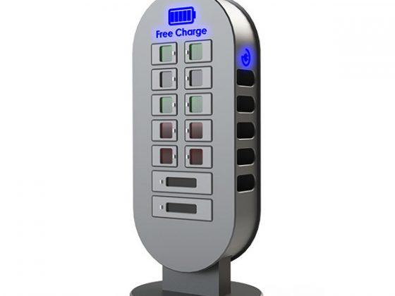 طراحی محصول ایستگاه شارژ موبایل