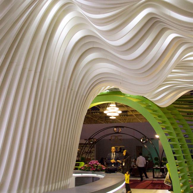 ساج آسا-طراحی-غرفه-نمایشگاهی